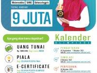 Pendaftaran Olimpiade Indonesia Hebat 2021-2